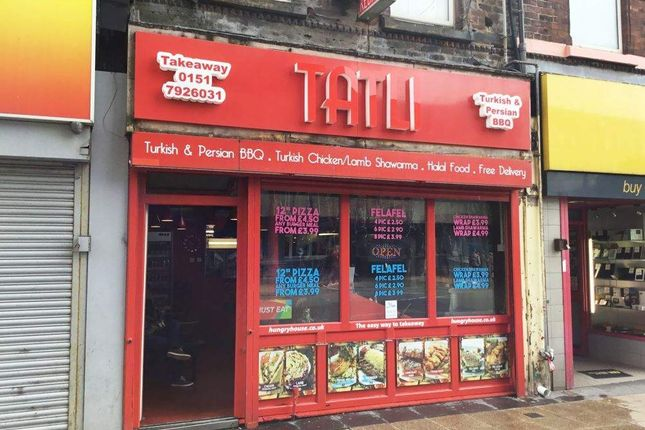 Thumbnail Restaurant/cafe for sale in The Triad, Stanley Road, Bootle