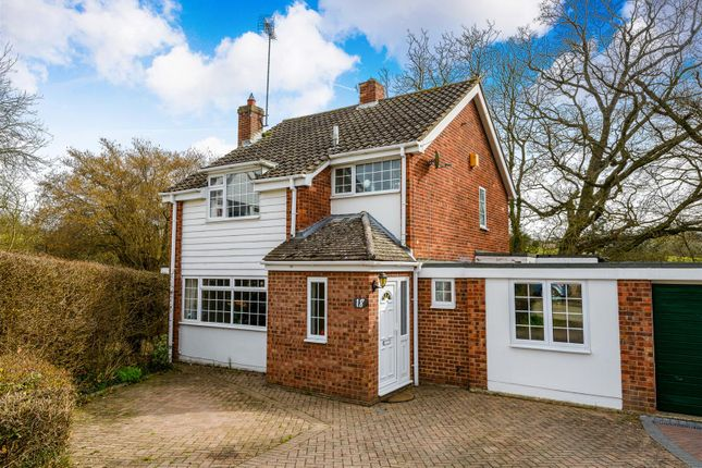Thumbnail Detached house for sale in Shellcroft, Colne Engaine, Colchester