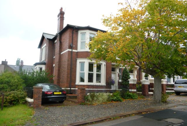 Thumbnail Terraced house to rent in Carlton Gardens, Stanwix, Carlisle