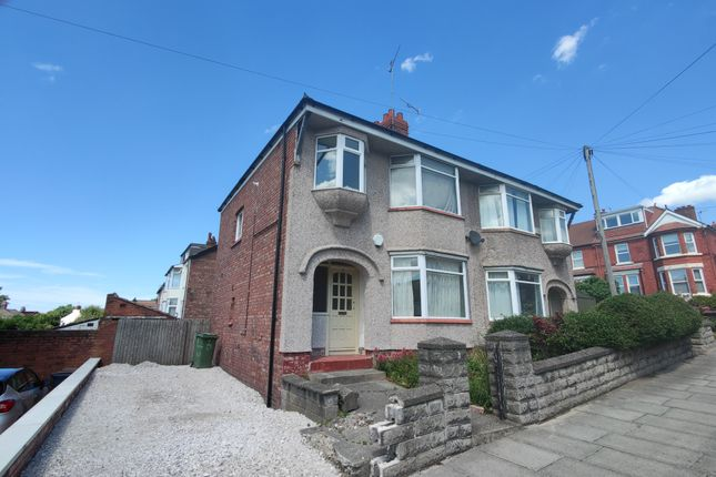 Semi-detached house for sale in Wallacre Road, Wallasey