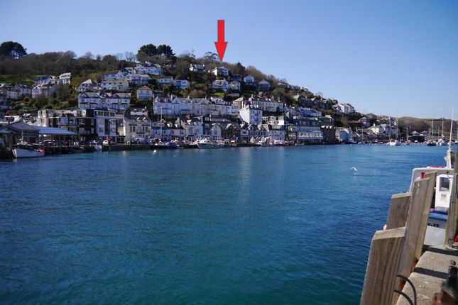 Thumbnail Detached house for sale in The Downs, Looe