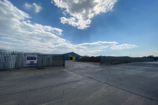 Thumbnail Land to let in Land At Tom Lewis Way, Port Of Newport, Land At Tom Lewis Way, Port Of Newport