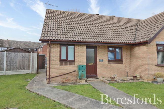 Thumbnail Semi-detached bungalow for sale in Lea Close, Braintree, Essex