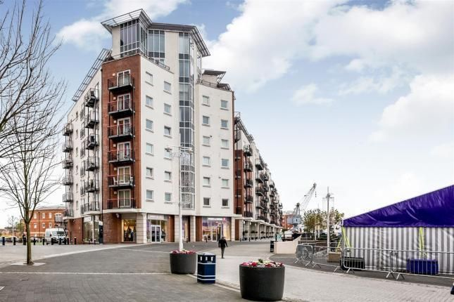Thumbnail Flat to rent in Centurion Court, Gunwharf Quays, Portsmouth