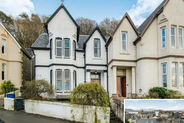 Thumbnail Semi-detached house for sale in Rockfield Road, Oban