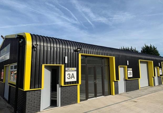 Thumbnail Light industrial to let in Mostyn Road Business Park, Holywell, Flintshire