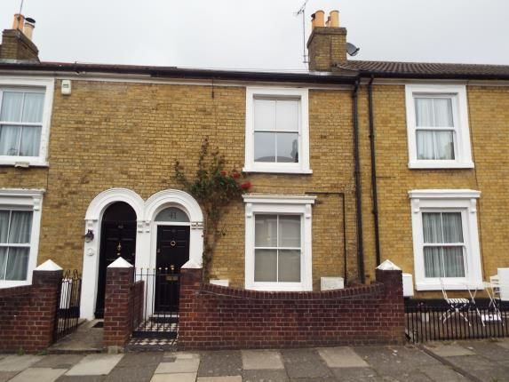 Thumbnail Terraced house for sale in Canton Street, Southampton