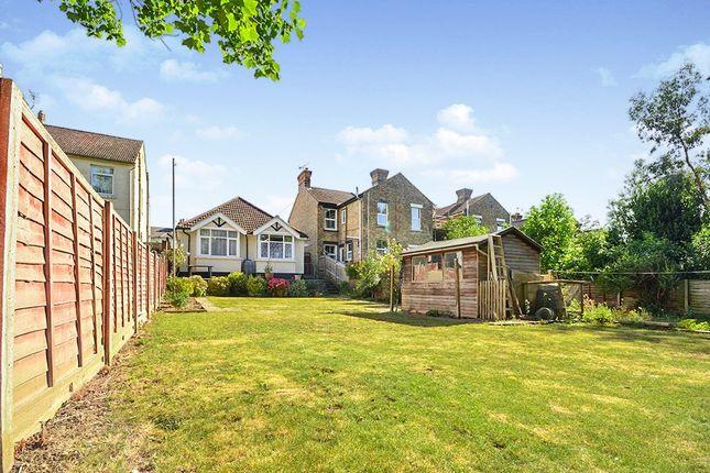 Rear Garden of Barton Road, Maidstone, Kent ME15