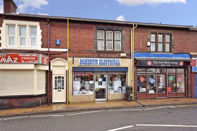 Thumbnail Retail premises for sale in Barnsley Road, Moorthorpe, South Elmsall, Pontefract
