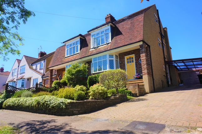 4 bed semi-detached house for sale in Dukes Avenue, Theydon Bois