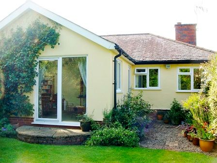 Thumbnail Semi-detached bungalow to rent in Shelsley Beauchamp, Worcester, Worcestershire