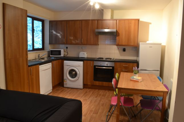 Thumbnail Flat to rent in Lyndale House, Hill Side, Lenton, Nottingham