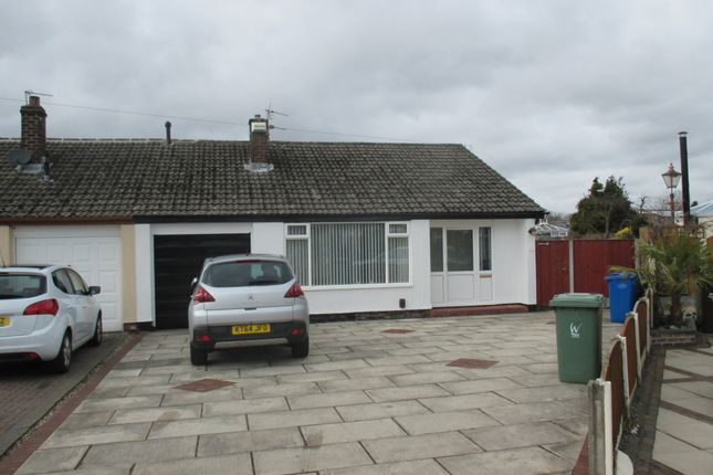 Thumbnail Bungalow to rent in Elcombe Avenue, Lowton, Warrington, Cheshire