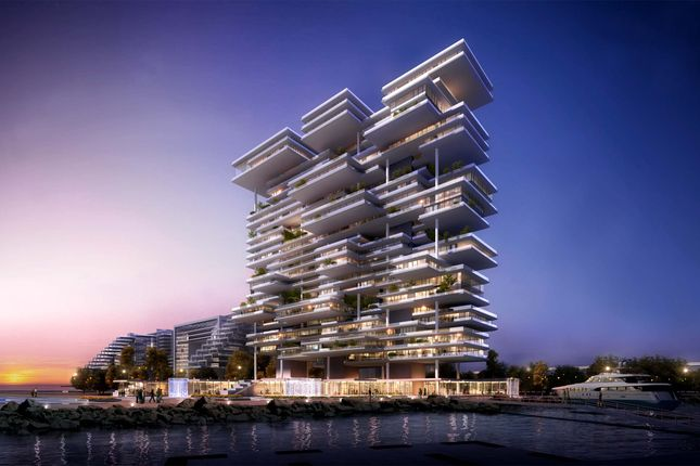 Thumbnail Apartment for sale in The One, Palm Trunk, Palm Jumeirah, Dubai
