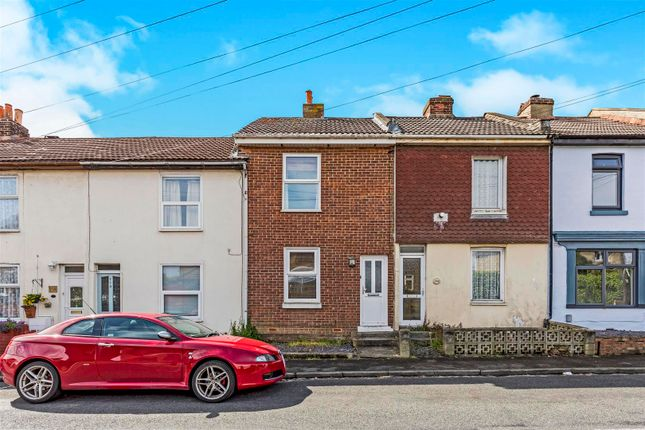 Thumbnail Terraced house for sale in Clayhall Road, Gosport
