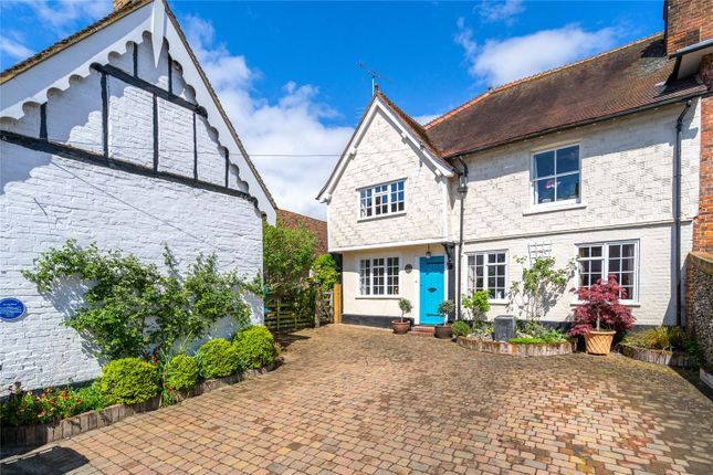 Thumbnail Semi-detached house for sale in High Street, Kimpton, Hitchin, Hertfordshire