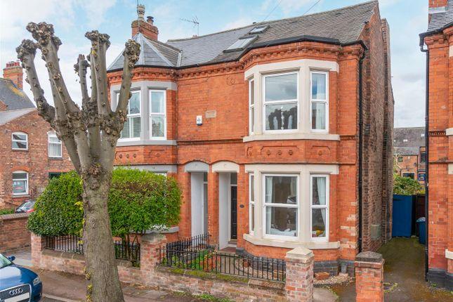 4 bed semi-detached house for sale in Melbourne Road, West Bridgford, Nottingham NG2