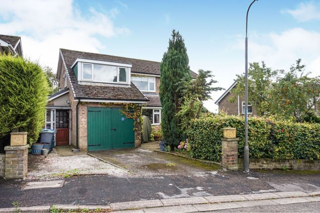 Thumbnail 4 bed detached house for sale in Highfield Drive, Matlock
