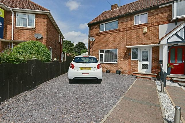 Thumbnail Terraced house for sale in Rokeby Park, Hull