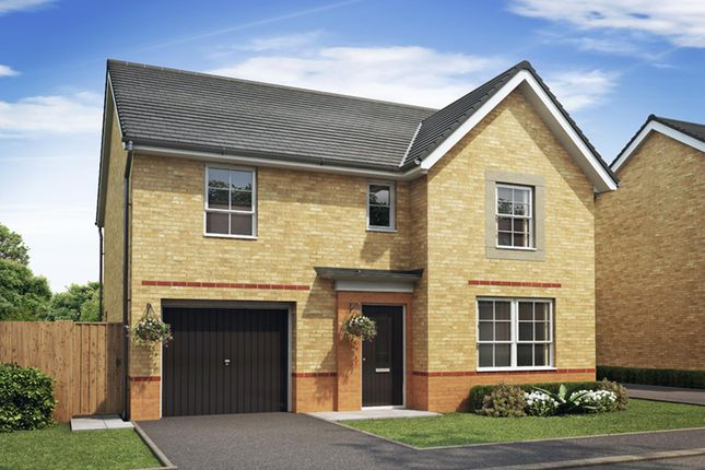 """Thumbnail Detached house for sale in """"Ripon"""" at Lightfoot Lane, Fulwood, Preston"""