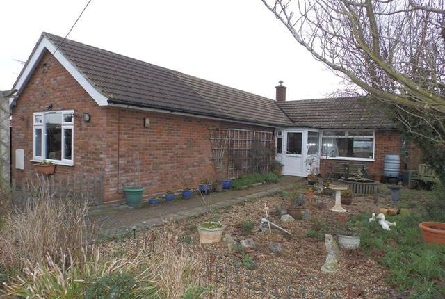 Thumbnail Detached bungalow for sale in Ravens Way, Martlesham, Woodbridge