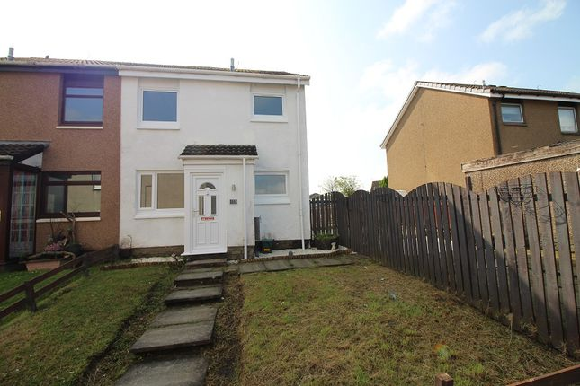 Thumbnail Semi-detached house for sale in Glenmore, Whitburn