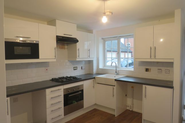 Kitchen of Deer Close, Grange Park, Northampton NN4