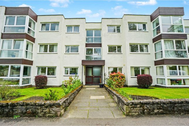 Thumbnail Flat for sale in Moray Park, Doune