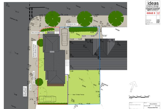 Land for sale in Mount Gould Avenue, Plymouth, Devon PL4