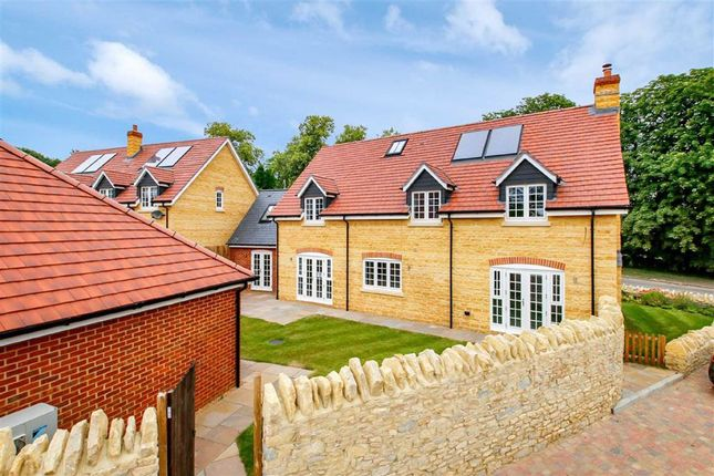 Thumbnail Detached house for sale in St Leonards Close, Stagsden, Bedford