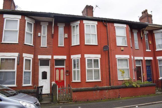 Thumbnail Terraced house for sale in Redruth Street, Rusholme, Manchester