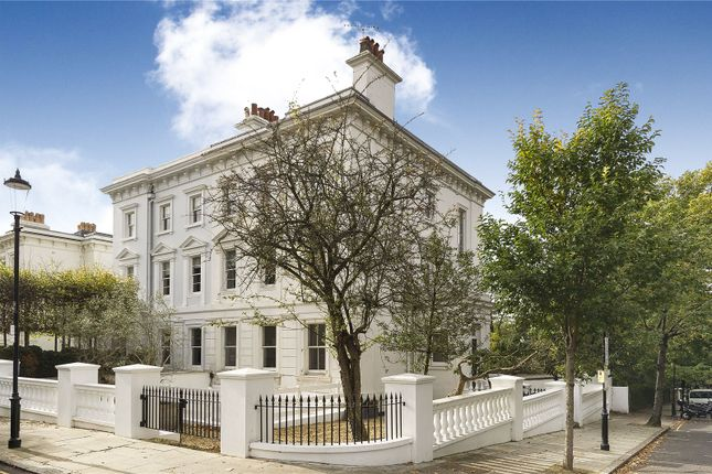 Thumbnail End terrace house for sale in Lansdowne Road, Notting Hill, London