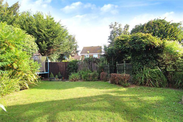 Rear Garden of Derwent Close, Littlehampton, West Sussex BN17