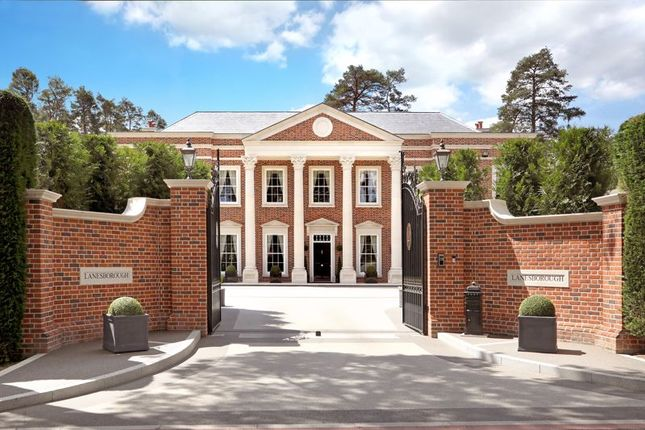 Thumbnail Detached house for sale in West Drive, Wentworth, Virginia Water