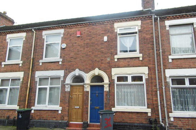 Thumbnail Shared accommodation to rent in Guildford Street, Shelton, Stoke-On-Trent