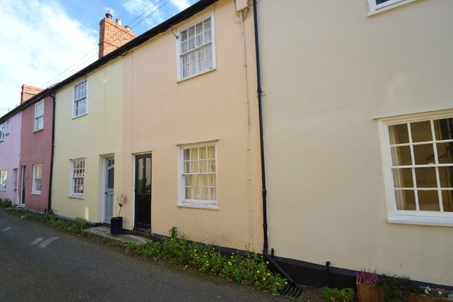 Thumbnail Terraced house to rent in Liston Lane, Long Melford, Sudbury
