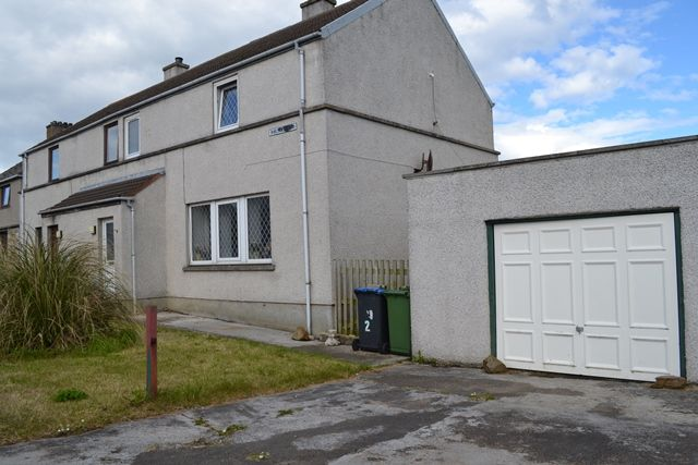 Thumbnail Semi-detached house for sale in 2 Shelligoe Road, Lybster
