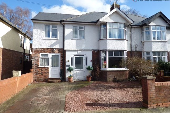 3 bed semi-detached house for sale in Greyfriars Avenue, Hereford HR4