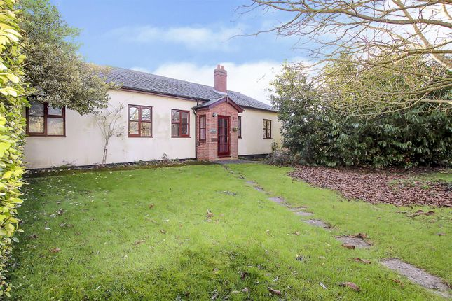 Thumbnail Detached bungalow for sale in Magpie Lane, Little Warley, Brentwood