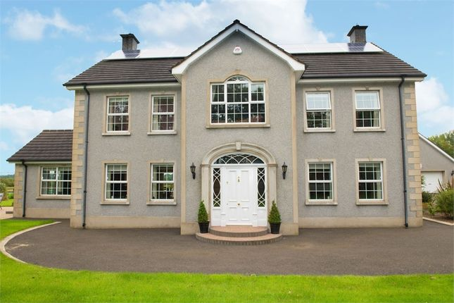 Thumbnail Detached house for sale in Ballylummin Road, Ahoghill, Ballymena, County Antrim