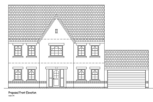 Thumbnail Land for sale in Building Plot, Pennine View, Blacker Hill