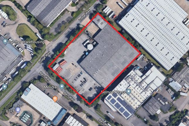 Thumbnail Industrial for sale in Barn Way, Lodge Farm Industrial Estate, Northampton