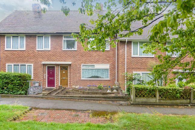 Thumbnail Terraced house for sale in Cadleigh Gardens, Harborne, Birmingham