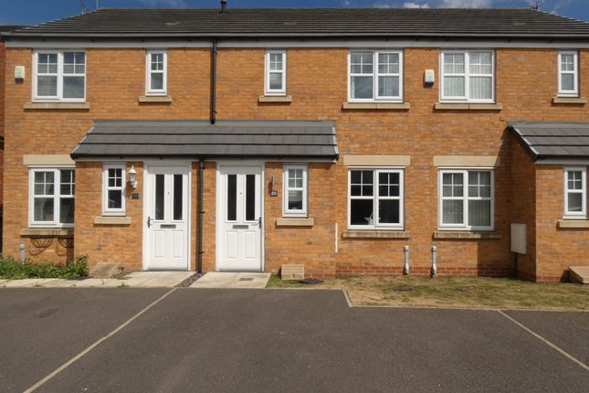 Thumbnail Terraced house for sale in Beacon Green, Skelmersdale