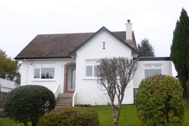 Thumbnail Detached bungalow to rent in Cedarwood Avenue, Newton Mearns, Glasgow