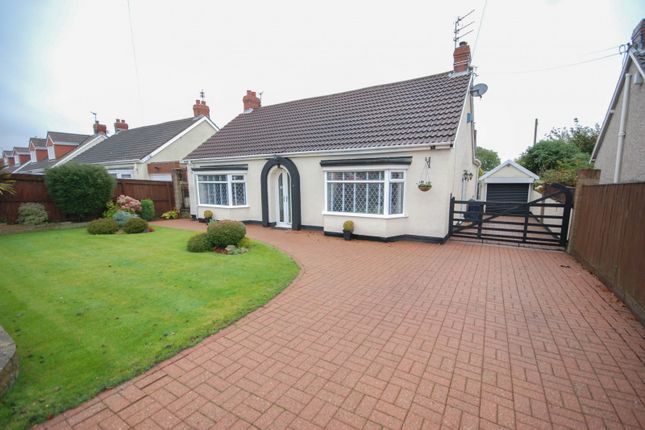 Thumbnail Bungalow for sale in Durham Road, East Herrington, Sunderland