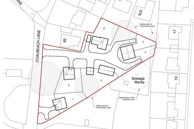 Thumbnail Land for sale in Coalbeach Lane, Surfleet