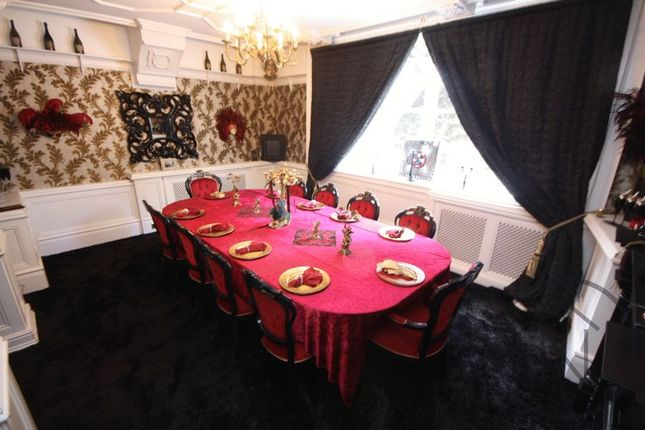 Dining Room of The Manor House, Fir Tree Grange, Howden Le Wear, Crook DL15