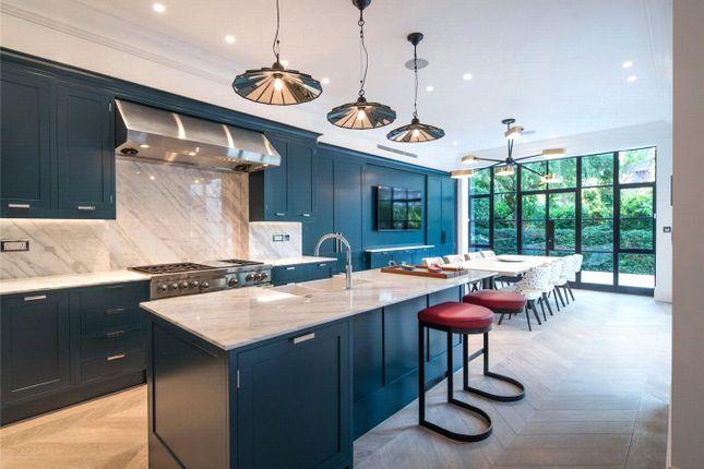 Kitchen of Elsworthy Road, Primrose Hill, London NW3
