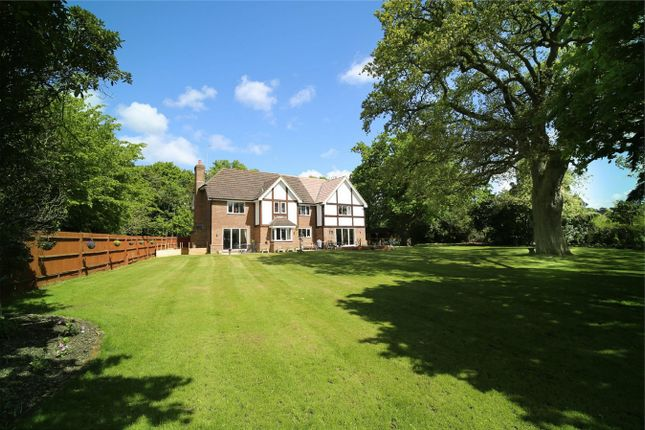 Thumbnail Detached house for sale in Easthampstead Park, Wokingham